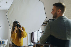 Help Clients Feel Comfortable During A Photoshoot